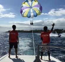 Parasailing & Jet ski tours